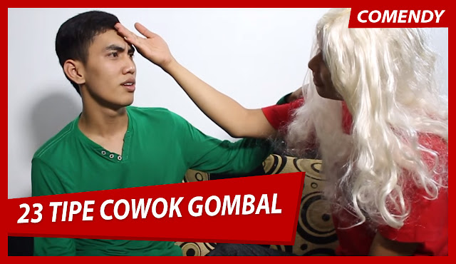 KISAH LUCU GOMBALAN IPUT & ISMA OTW BALI 2017 (ROMANTIS KELAS DEWA)