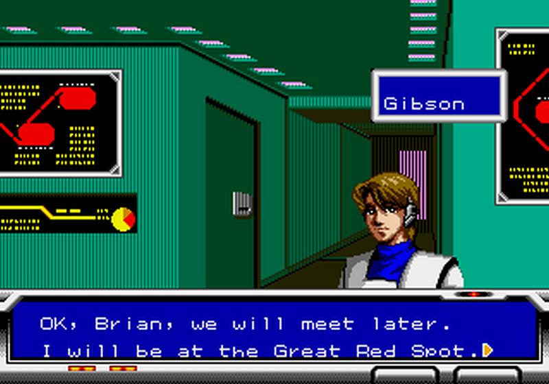 Indie Retro News: Star Cruiser - Japanese Sega Mega Drive