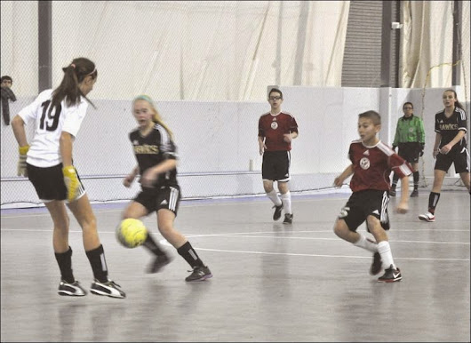 Youth Futsal at the ACC: Early Winter League