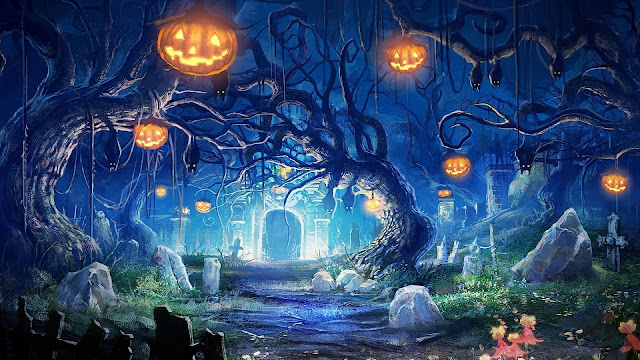 Halloween Screensavers