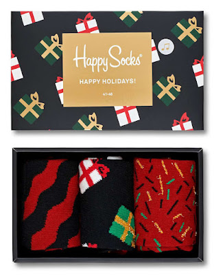 Happy Socks Singing Holiday Gift Box