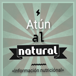 atun al natural informacion nutricional beneficios nutrientes ventajas
