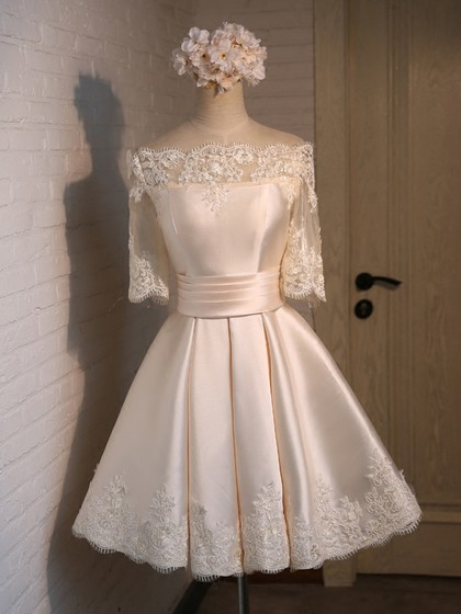http://uk.millybridal.org/product/ball-gown-off-the-shoulder-satin-appliques-lace-short-mini-1-2-sleeve-new-prom-dresses-ukm020103039-18434.html?utm_source=post&utm_medium=1634&utm_campaign=blog