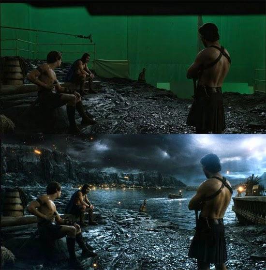 filme 300 efeitos especiais