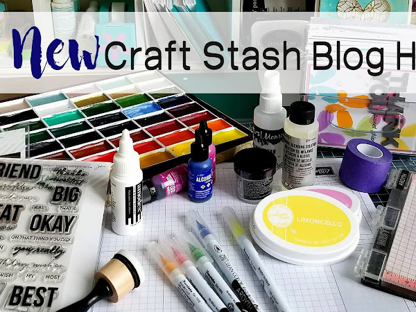 New Craft Stash Blog Hop Day 3!