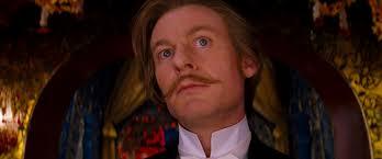 Le méchant duc dans Moulin Rouge, plein d'arrogance et de millions (Baz Luhrmann, 2001)