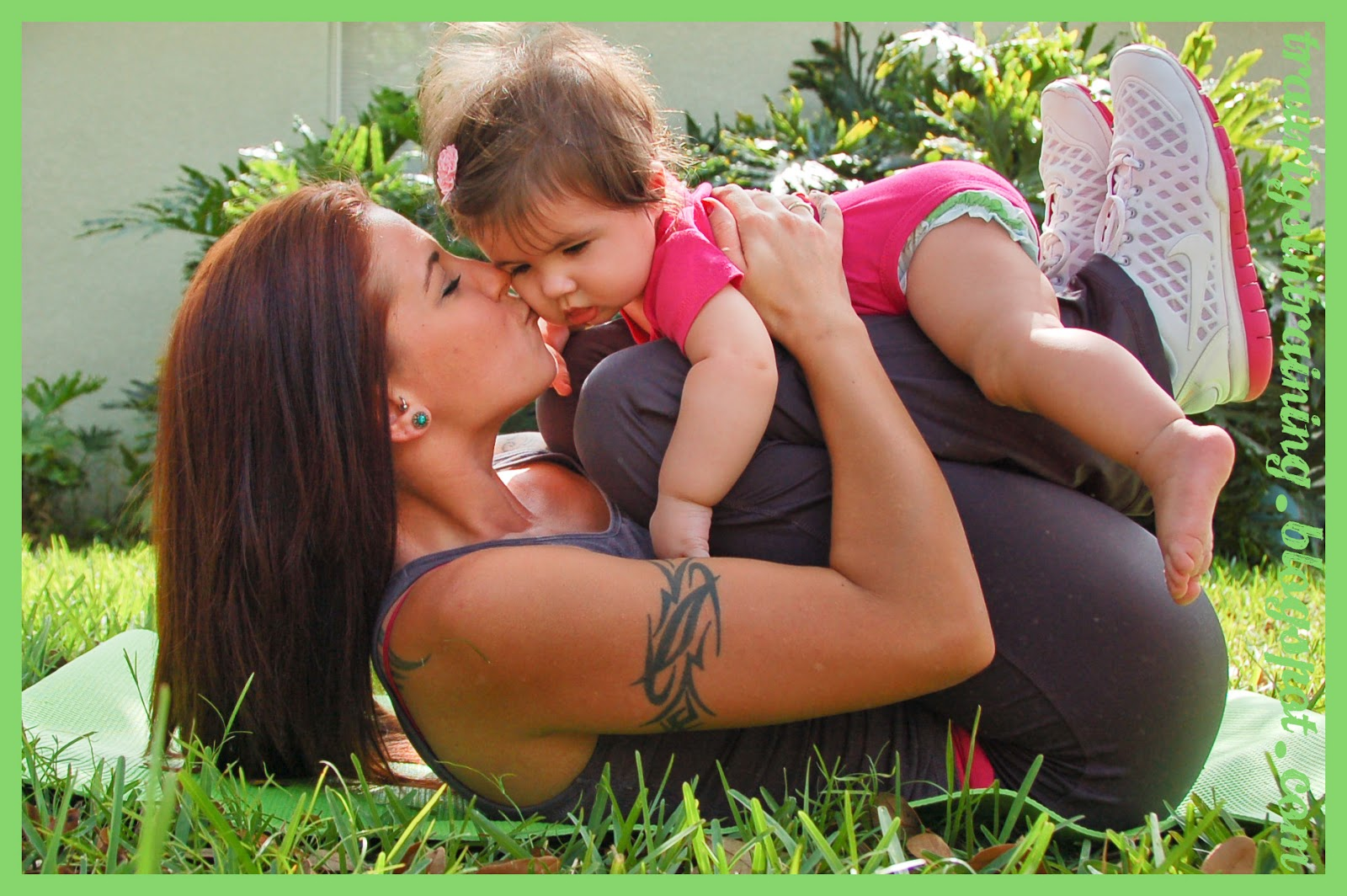 Coming Tomorrow: Mommy and Me Fitness to this blog!