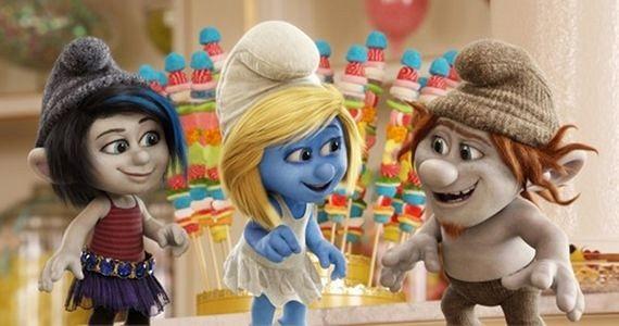 Foto dan Video The Smurf 1 dan 2
