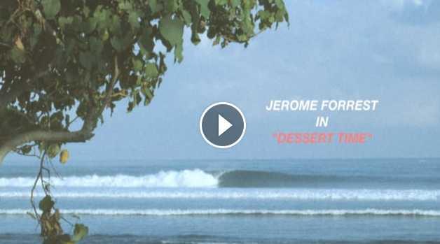 quot DESSERT TIME quot - Jerome Forrest