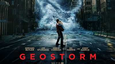Geostorm 2017 Full Movie Download Tamil - English HDRip