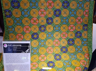 Batik Motif Jelamprang