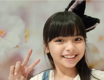 Biodata Qistina Raisah Pelakon Cilik Drama Syurga Yang Kedua