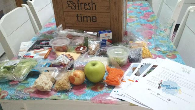 Freshtime - Alimentação saudável em poucos cliques