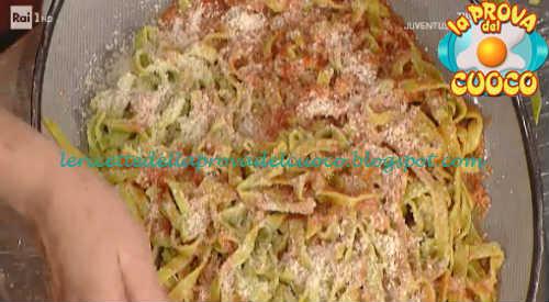 Prova del cuoco - Ingredienti e procedimento della ricetta Fettuccine alla paracucchi di Anna Moroni