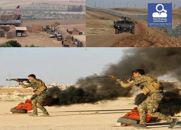 وقف سيناريو غزو شمال سوريا مقابل فرض الأتراك لمسلحين مدعومين من (الديمقراطي) على الإدارة الذاتية