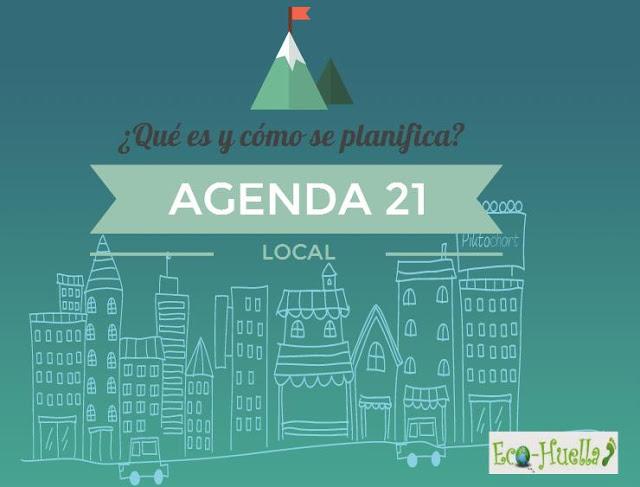 como se planifica la agenda 21 local