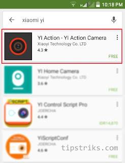 Setting Koneksi Xiaomi Yi Ke Smartphone Tips Trik Komputer