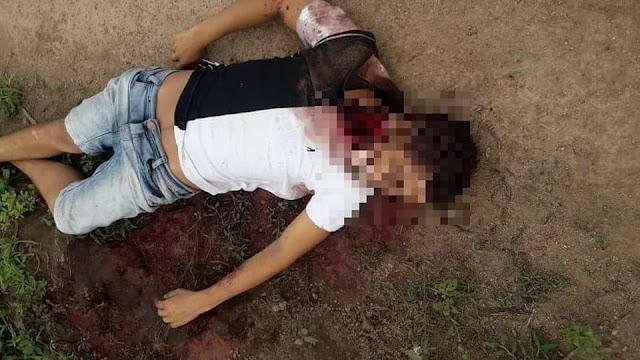 Corpo é encontrado em estrada vicinal no município de Olho D'Água das Flores
