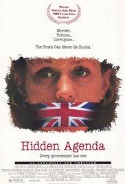 Watch Hidden Agenda Online Free 1990 Putlocker