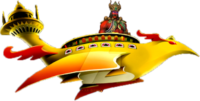 Ravana Pushpak Vimana