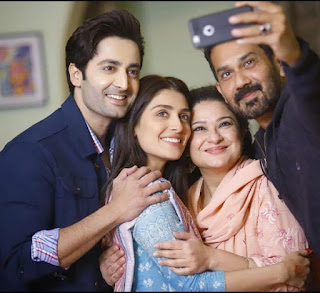 Ayeza and Danish Taimoor Upcoming Serial Promo is Released