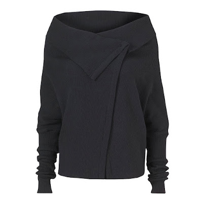 Monks On Vacation Black Popper Jacket