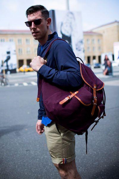 a cor do ano de 2018 moda masculina