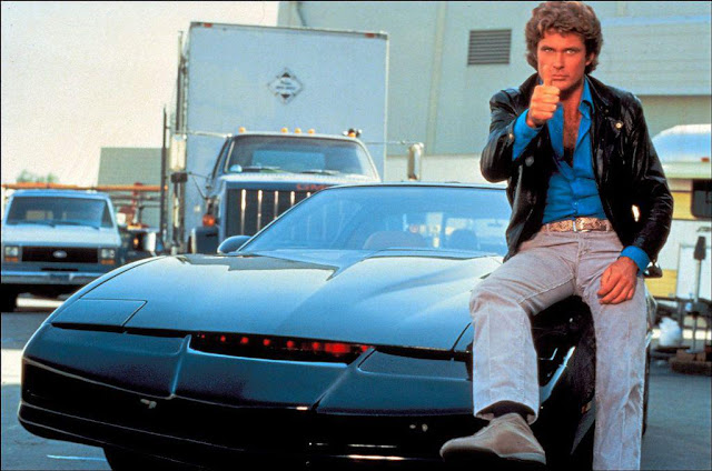... do Justiceiro (Knight Rider)