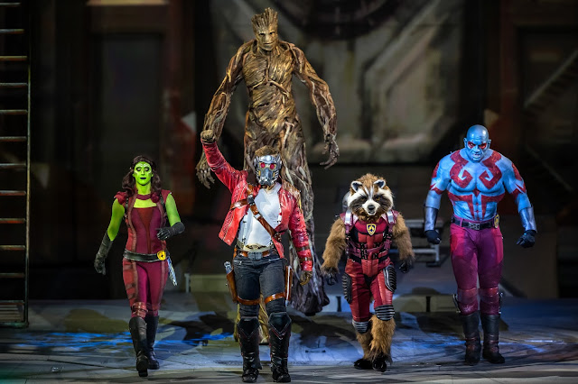 Win VIP Tickets to @MarvelonTour in CLE at @TheQArena