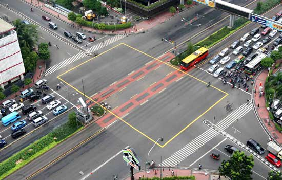 fungsi yellow box junction