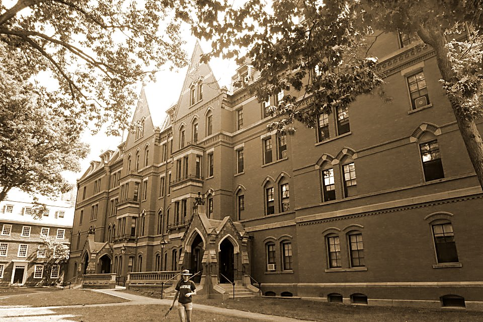 boston harvard university