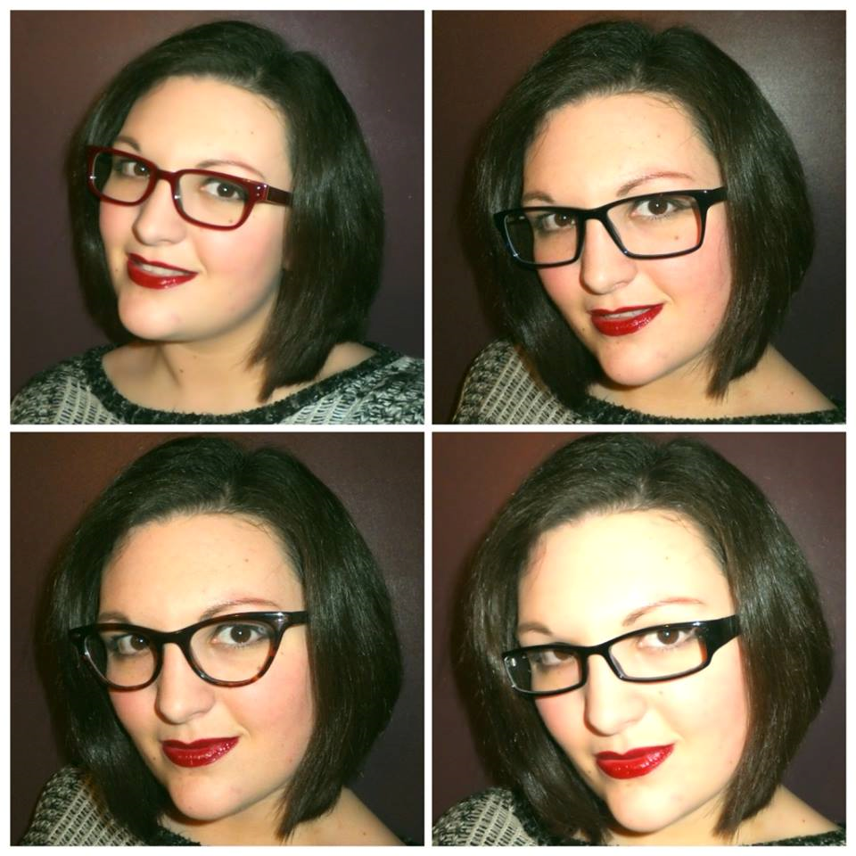 9de5db49af Pair Number 1 – London Retro Carnaby. I chose these glasses ...