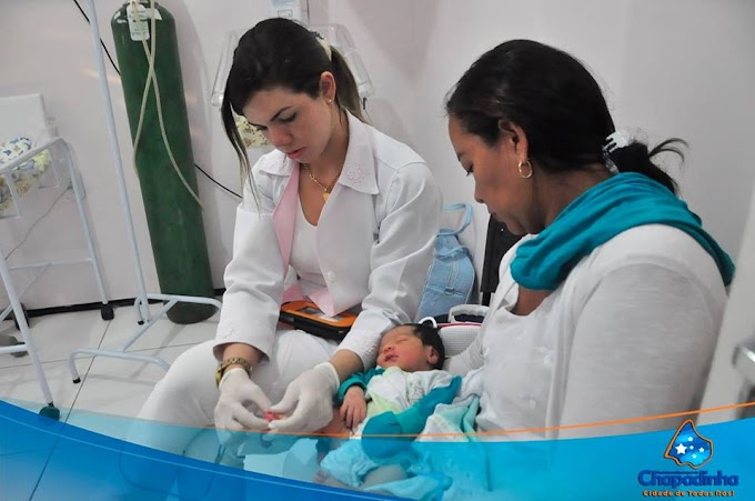 MATERNIDADE MUNICIPAL DR. SEBASTIÃO PINHEIRO, UM MARCO PARA CHAPADINHA