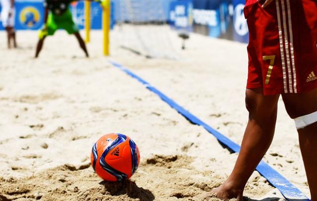 Torneo fútbol playa a realizarse en San Fernando de Apure.