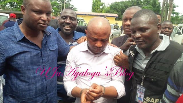 See the Shocking Reason Notorious Kidnapper, Evans Installed Expensive CCTV Cameras in His House