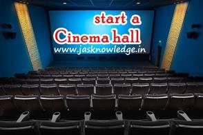 top best business ideas in uttarakhand: cinema hall