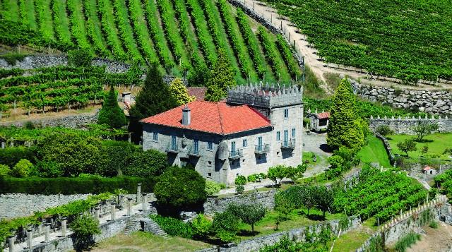 Pazo Torre La Moreira: una escapada Enoturística a Galicia