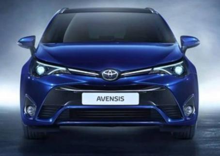 Toyota Avensis 2018