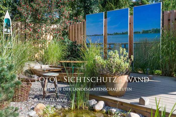Gartenblog geniesser garten sichtschutz im garten teil 2 - Garten verschonern ideen ...