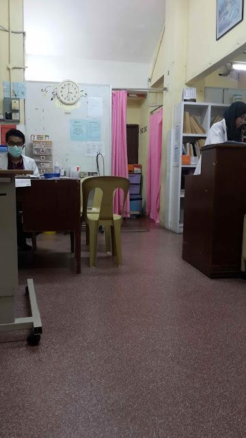 Ke Hospital Sebab Sakit Perut dan Baby Kurang Gerak