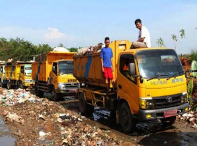DPRD Pekanbaru Temukan Anggaran Siluman Rp1,6 Miliar Untuk Sewa Mobil Sampah
