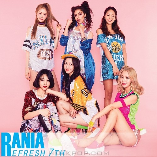 BP RANIA – Refresh 7th – EP