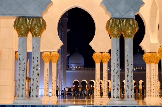 Sheikh Zayed Mosque Abu Dhabi - Free Stock Photos & Wallpapers