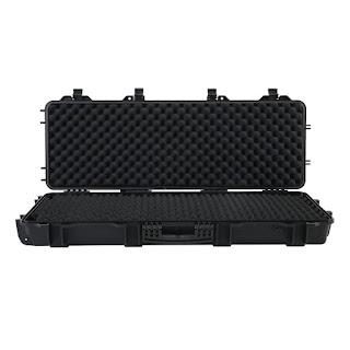 แพ็คเกจจิ้งกล่องกันกระแทกกันน้ำ  กระเป๋ากันกระแทกน้ำกัน กระเป๋าปืนยาว  Gun Hard Case   กล่องปืนยาว  กล่องปืนลมยาว  กล่องเก็บอุปกรณ์ปืน  Tactical Rifle Case เคสทรัมเป็ต เคสแซกโซโฟน