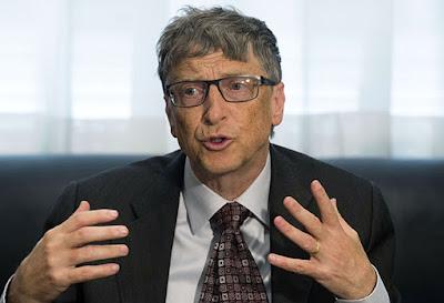 Mundo precisa se preparar para uma pandemia, afirma Bill Gates