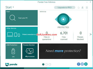 Panda Free Antivirus Download for Windows, Panda Free Antivirus Review