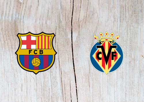 Barcelona vs Villarreal Full Match & Highlights 02 December 2018