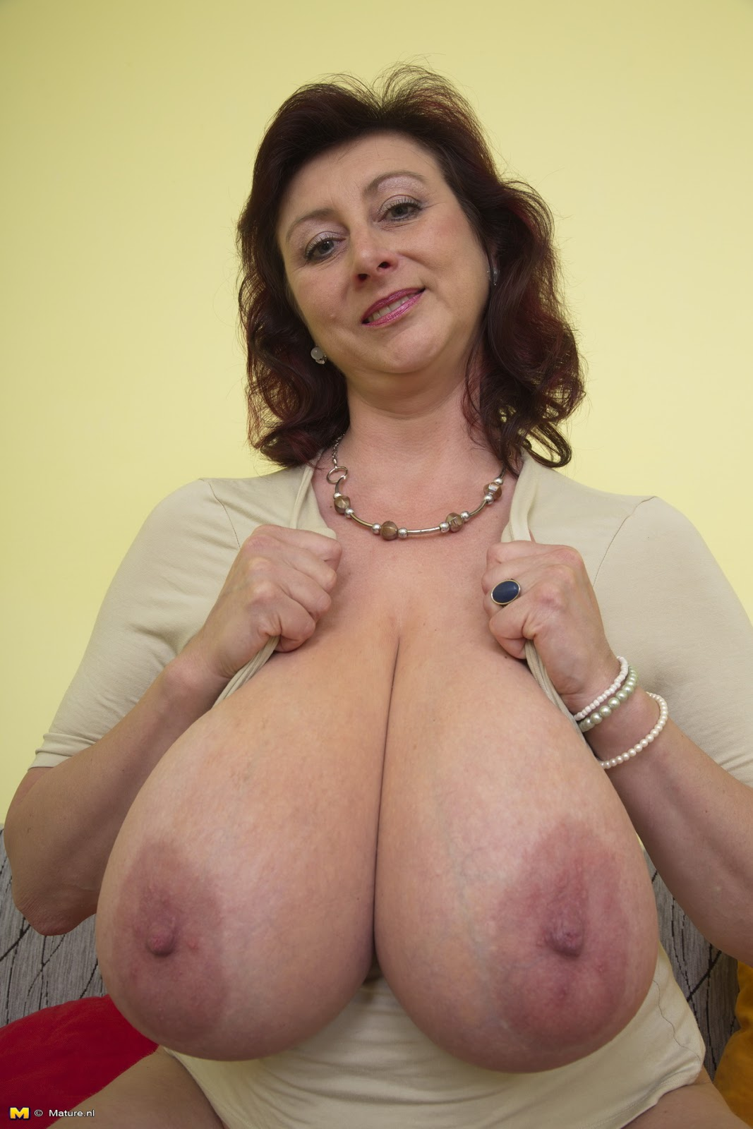 Women With Large Natural Breasts