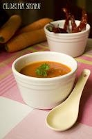 (Zupa marchewkowa