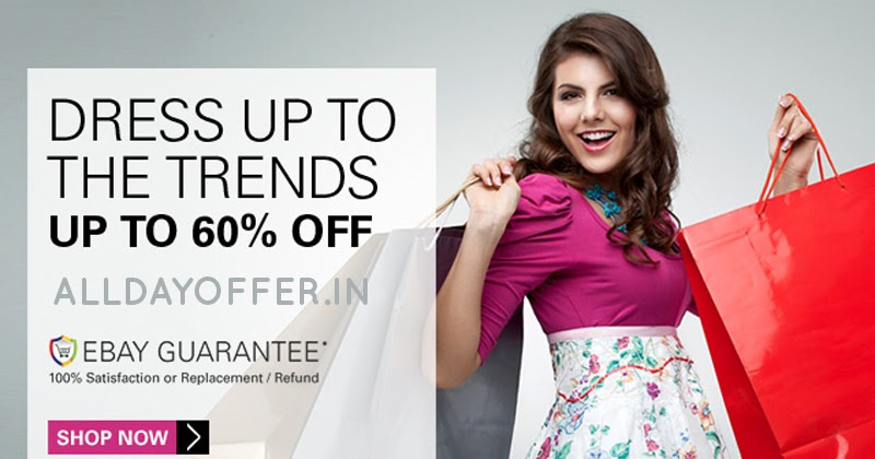 Online shopping deals and offers of the day